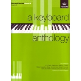 A Keyboard Anthology Second Series Book 4 Grade 6