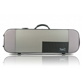 St. Germain Oblong Grey Violin Case
