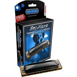 Pro Harp MS Series Key B