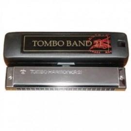 Band 21 Harmonica Key A