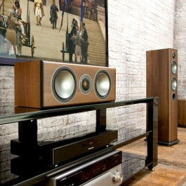 Bronze Centre Speaker
