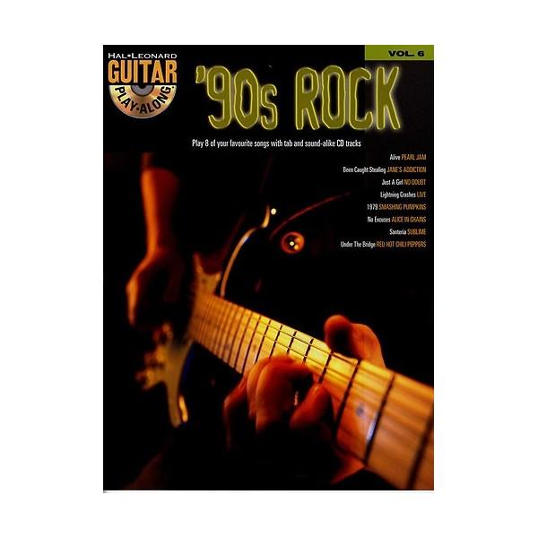 Guitar Play-Along - 90s Rock