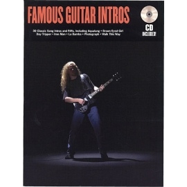 Famous Guitar Intros