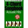 4-Chord Songbook - Acoustic Hits