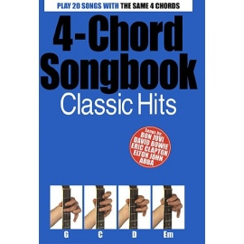 4-Chord Songbook - Classic Hits