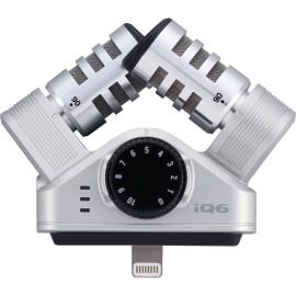 Zoom iQ6 Field Recorder