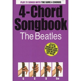 4-Chord Songbook - The Beatles