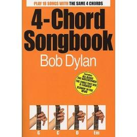 4-Chord Songbook - Bob Dylan