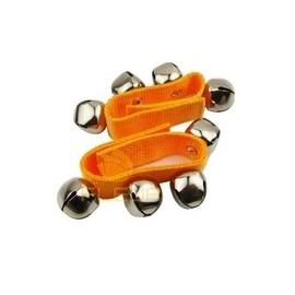 Wrist Bells Orange