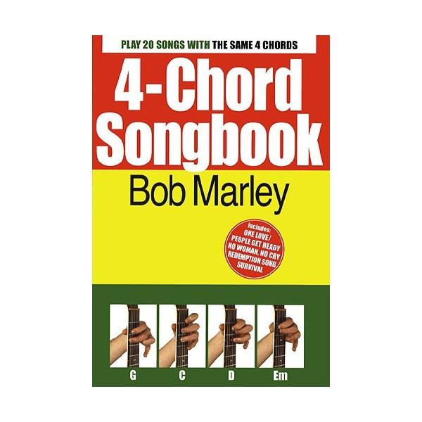 4-Chord Songbook - Bob Marley