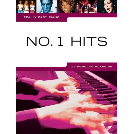 Really Easy Piano: No. 1 Hits