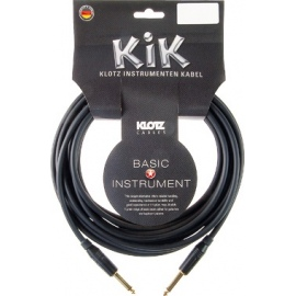 Klotz Basic Instrument Cable 15ft 4.5m