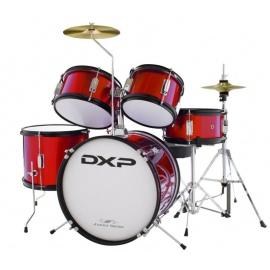 1046 Junior Series Wine Red Drum Kit