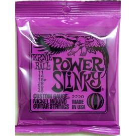 Power Slinky Nickel Wound Custom Gauge