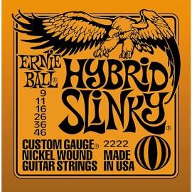 Hybrid Slinky Nickel Wound Custom Gauge