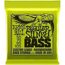 Regular Slinky Bass Roundwound Custom Gauge