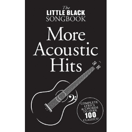 The Little Black Songbook - More Acoustic Hits
