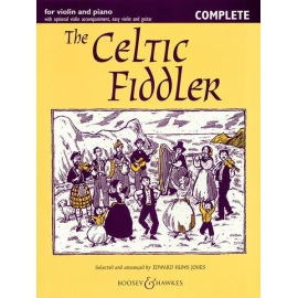 The Celtic Fiddler Complete (Violin & Piano)