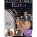 Absolute Beginners Banjo (CD Edition)