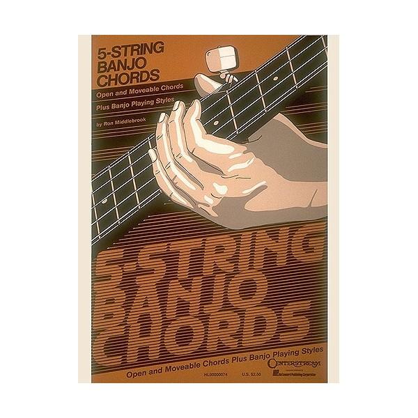 5-String Banjo Chords