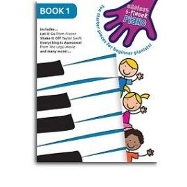 Easiest 5 Finger Piano Book 1