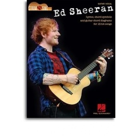 Ed Sheeran Strum & Sing