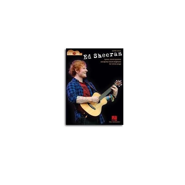 Ed Sheeran Strum & Sing