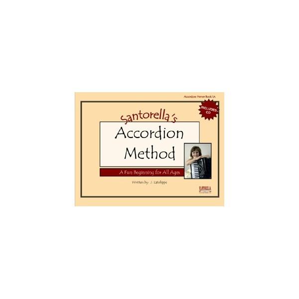 Santorellas Accordion Method