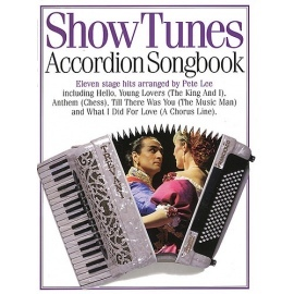Show Tunes-Accordion Songbook