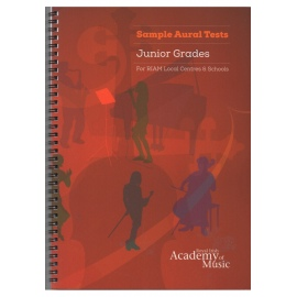 Royal Irish Academy Sample Aural Tests Junior Grades
