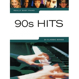 Really Easy Piano: 90s Hits