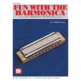 Mel Bays Fun With The Harmonica
