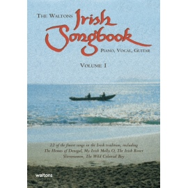 Waltons Irish Songbook Volume 1 PVG