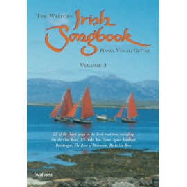 Waltons Irish Songbook Volume 3 PVG