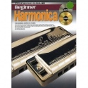 Progressive Beginner Harmonica (Bk & CD & DVD)