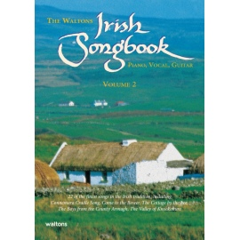 Waltons Irish Songbook Volume 2 PVG