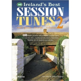 110 Irelands Best Session Tunes 2 (Book Only)