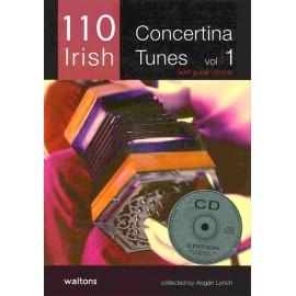 110 Concertina Tunes Volume 1