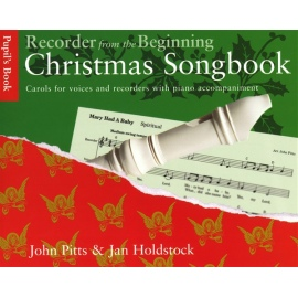 Recorder From The Beginning: Christmas Songbook Pupil's Book
