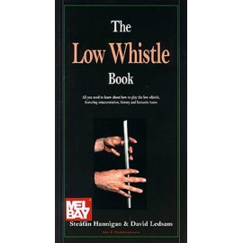 The Low Whistle Book (Book & CD)