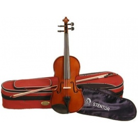 Student 2 Violin Outfit 4/4 Size