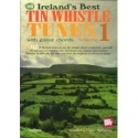 110 Irelands Best Tin Whistle Tunes Volume 1 (Book Only Edition)
