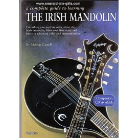 A Complete Guide To Learning The Irish Mandolin (Book Only)