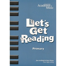 RIAM Let's Get Reading Primary