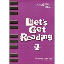 RIAM Lets Get Reading Grade 2