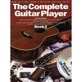 The Complete Guitar Player Book 2 (Book & CD)