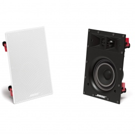 Virtuall Invisible 691 In Wall Speakers