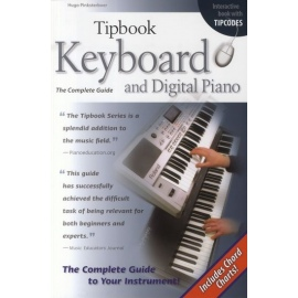 Tipbook for Keyboard and Digital Piano