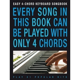 Easy 4 Chord Keyboard Songbook