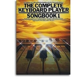 The Complete Keyboard Player Songbook 1